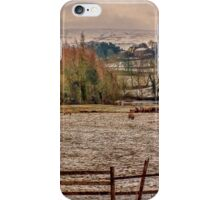 Winter in the Dales iPhone Case/Skin