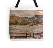Winter in the Dales Tote Bag