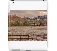 Winter in the Dales iPad Case/Skin