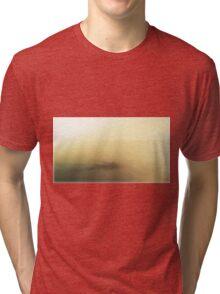 Sea Swimming Summer Tri-blend T-Shirt