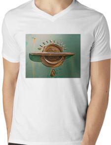 Oldsmobile Rocket 88 - trunk emblem Mens V-Neck T-Shirt