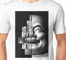buddha wisdom Unisex T-Shirt