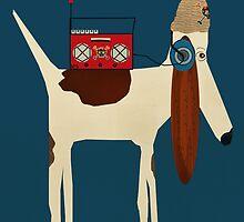 the bootleg beagle  by bri-b