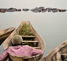 man on the boat by spetenfia
