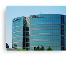 Sun Trust Corporate Headquarters Canvas Print
