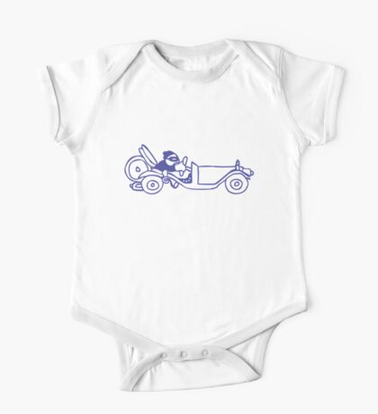Oldsmobile driver... One Piece - Short Sleeve