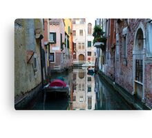 All About Italy. Venice 7 Canvas Print