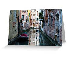 All About Italy. Venice 7 Greeting Card