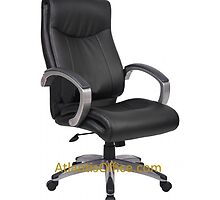 10% off on Ascot Leather Office Chair by atlantisofficee