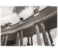 Colonnade I Poster