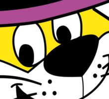 He's the most tip top, Top Cat! Sticker