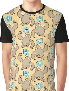 Sloth Kill Chu Graphic T-Shirt