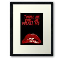 The Rocky Horror Picture Show 1 Framed Print