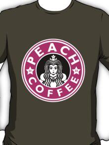 PEACH COFFEE T-Shirt