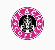 PEACH COFFEE Unisex T-Shirt