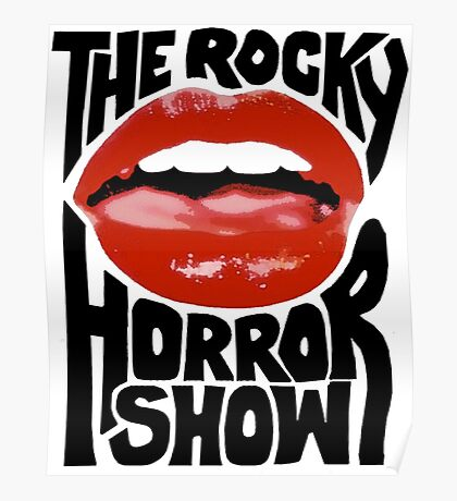 The Rocky Horror Picture Show Tv Show Poster