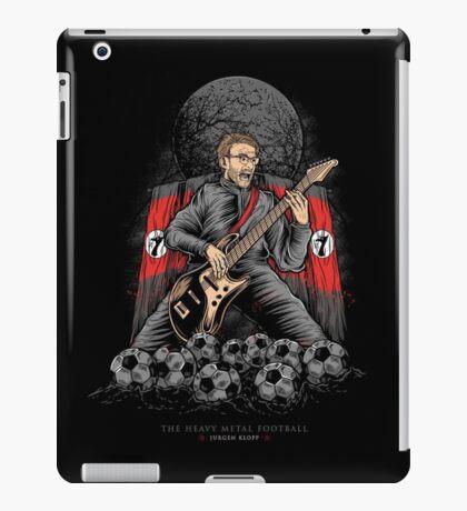 Heavy Metal Football iPad Case/Skin