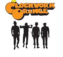 orange clockwork by nordensoul