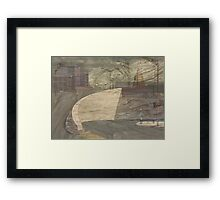 Bark, After Smart 1 Framed Print