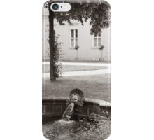 Small Fountain iPhone Case/Skin