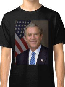 George W Bush American President Classic T-Shirt