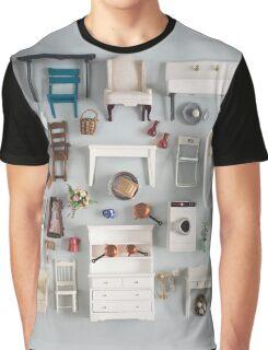 Miniature furniture Graphic T-Shirt