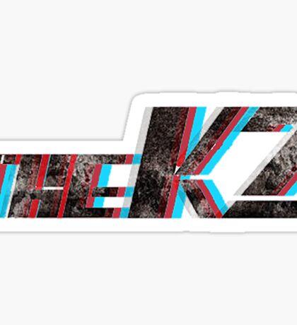 The K2 - Kdrama Logo Sticker