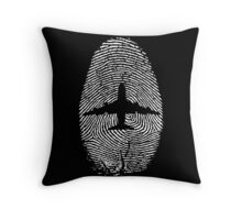 Aircraft Dna Gift For Dad - Mom - Friend Throw Pillow