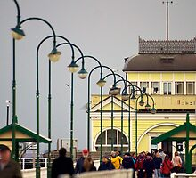 Cafe on the Pier by D-GaP