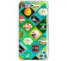 Super Mario ! iPhone Case/Skin