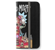 Rick And Morty Series iPhone Wallet/Case/Skin