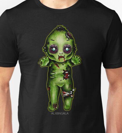 Zombie Kewpie Unisex T-Shirt