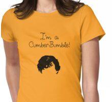 I'm a CumberBumble! Womens Fitted T-Shirt