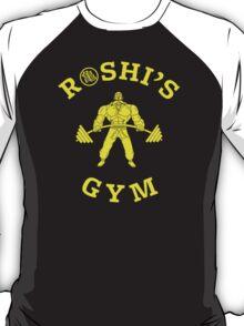 ROSHI'S GYM T-Shirt