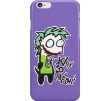 Joke-Gir iPhone Case/Skin