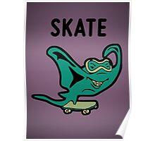 Skate... Poster