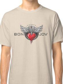NICE!! BON JOVI RED Classic T-Shirt