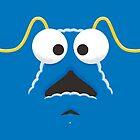 Blue Yip-yi - Yip! Yip! Book! Book! by LuisD