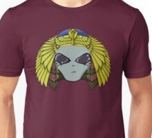 Alien Cleopatra Unisex T-Shirt