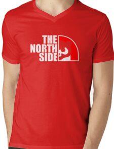 The North Side Mens V-Neck T-Shirt