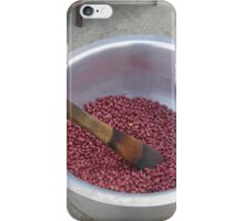 legumes and beans iPhone Case/Skin