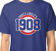 Party Like It's 1908 Classic T-Shirt