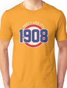Party Like It's 1908 Unisex T-Shirt