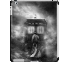 Hazy Police Public Call Box iPad Case/Skin