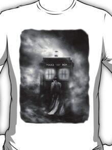 Hazy Police Public Call Box T-Shirt