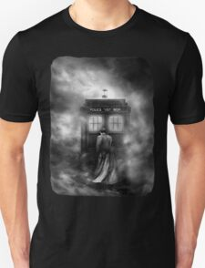 Hazy Police Public Call Box T-Shirt