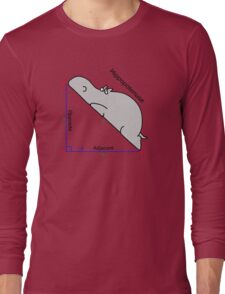 Math Humor Long Sleeve T-Shirt