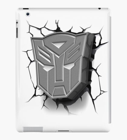 autobots transformers iPad Case/Skin