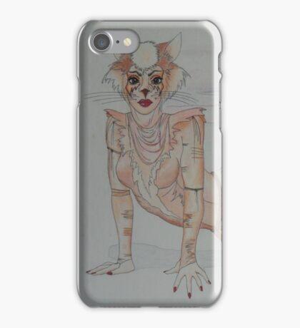 Costume Cat iPhone Case/Skin