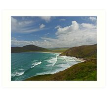 Tranarossan Bay - Co Donegal Art Print
